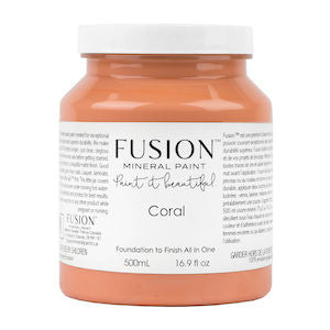 Coral - Fusion Mineral Paint, Paint, Fusion Mineral Paint,  Savvy Swatch