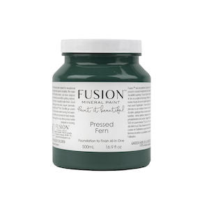 Pressed Fern - Fusion Mineral Paint, Paint, Fusion Mineral Paint,  Savvy Swatch