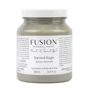 Sacred Sage - Fusion Mineral Paint, Paint, Fusion Mineral Paint,  Savvy Swatch
