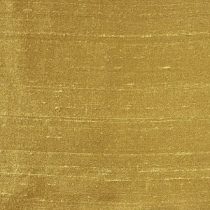 Silk Shantung Collection Goldleaf