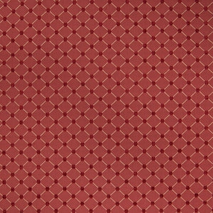 Greenhouse Lacquer B4981 Diamond and Chenille Dot Fabric
