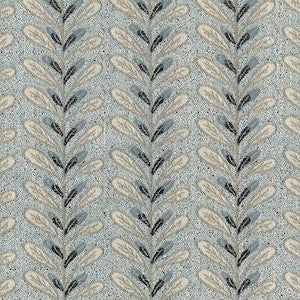If I knew River Textured Leaf Jacquard Fabric, Upholstery, Drapery, Home Accent, Regal,  Savvy Swatch