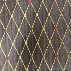 Hampton Truffle Galena Decorator Fabric by Gum Tree, Upholstery, Drapery, Home Accent, Gum Tree,  Savvy Swatch