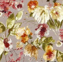 Morning Splendor English Garden Decorator Fabric by Swavelle Mill Creek, Upholstery, Drapery, Home Accent, Swavelle Millcreek,  Savvy Swatch