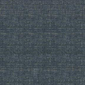 Jeffery 3006 Denim Blue Decorative  Fabric by Vision Fabrics