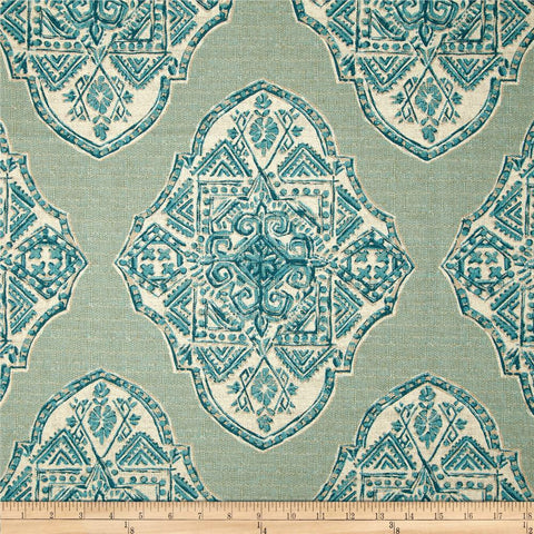 Lacefield Malta Capri Decorator Fabric, Upholstery, Drapery, Home Accent, Lacefield,  Savvy Swatch