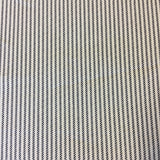 Tempo Black and Cream Ticking Stripe Upholstery Fabric, Upholstery, Drapery, Home Accent, Tempo,  Savvy Swatch