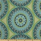 Mandala Marina Decorator Fabric by Richloom, Upholstery, Drapery, Home Accent, Richloom,  Savvy Swatch