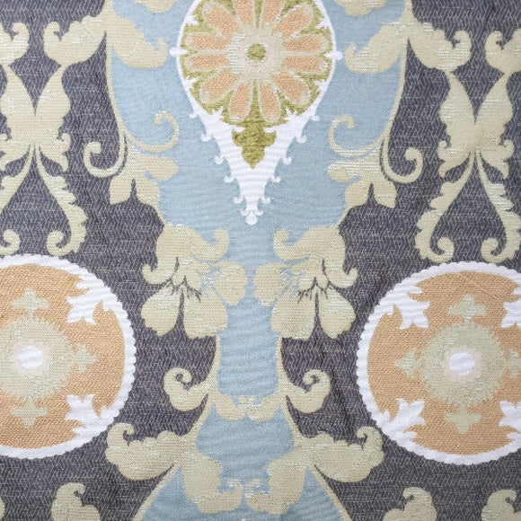 Avant Garde Seaspray Decorator Fabric by Gum Tree, Upholstery, Drapery, Home Accent, Gum Tree,  Savvy Swatch