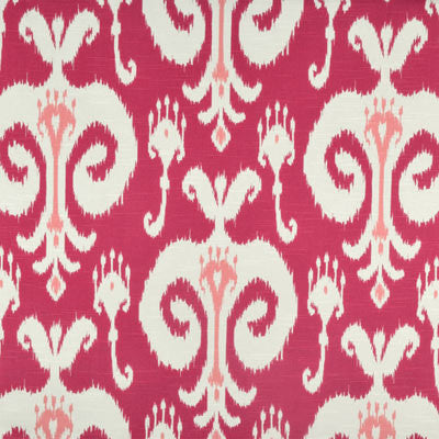 Himalaya Raspberry Home Accent Decorator Fabrics, Drapery, Home Accent, Home Accent,  Savvy Swatch