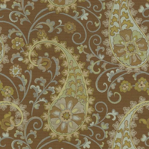Waverly Sanctuary Swirl Spa Decorator Fabric (Greenhouse 203725), Upholstery, Drapery, Home Accent, Greenhouse,  Savvy Swatch