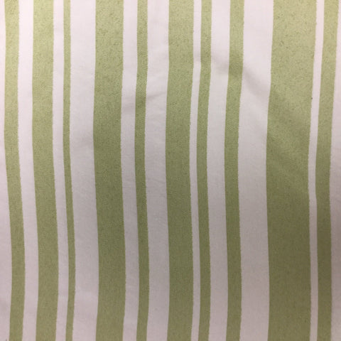 Sunbrella ® Hathaway Stripe Dill Indoor/Outdoor Decorator Fabric, Indoor/Outdoor, Sunbury,  Savvy Swatch