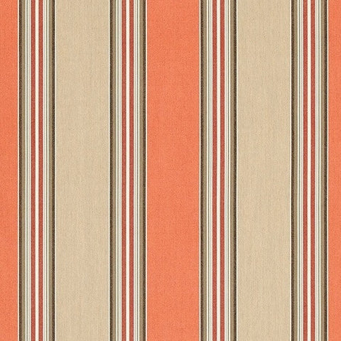 Sunbrella Passage Poppy 56071-0000 Indoor / Outdoor Fabric, Upholstery, Drapery, Home Accent, Outdoor, Vision Fabrics,  Savvy Swatch