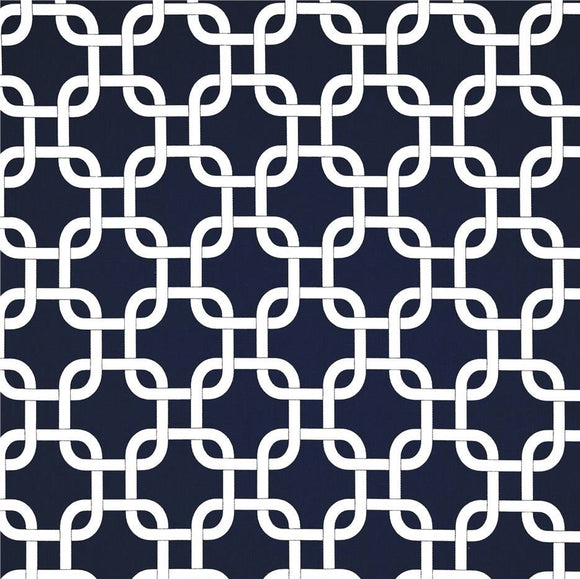 Premier Prints Gotcha Navy Blue Decorator Fabric, Upholstery, Drapery, Home Accent, Premier Prints,  Savvy Swatch