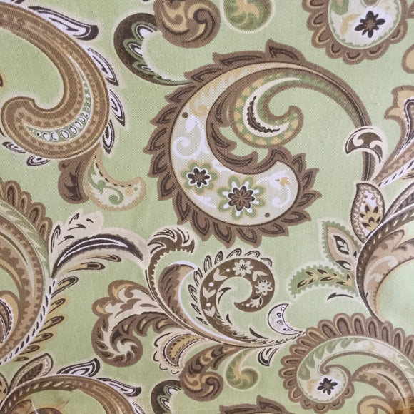 Alamosa Terrace Honeydew Decorator Fabric by Swavelle Mill Creek, Upholstery, Drapery, Home Accent, Swavelle Millcreek,  Savvy Swatch