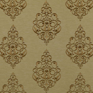 Covington Buckingham Vintage Gold Decorator Fabric