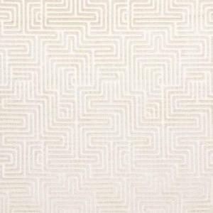 1.3 yards of Schumacher Lisboa Velvet Pearl Fabric, Upholstery, Drapery, Home Accent, Tempo,  Savvy Swatch