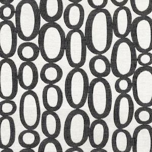 HGTV Home Looped Onyx Decorator Fabric, Upholstery, Drapery, Home Accent, P/K Lifestyles,  Savvy Swatch