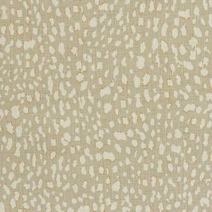 Lynx Dot Oyster Couture Fabric