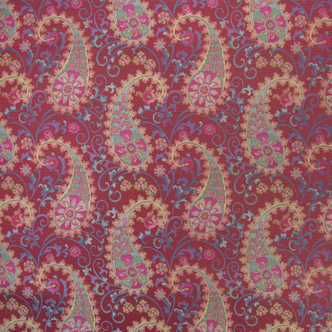 Waverly Sanctuary Swirl Majestic Decorator Fabric (Greenhouse 203727, Upholstery, Drapery, Home Accent, Greenhouse,  Savvy Swatch