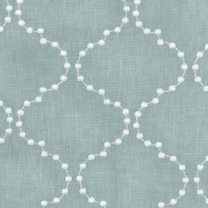 590774 Pearl Drop Emb. Mist Pk Lifestyles Fabric, Upholstery, Drapery, Home Accent, P/K Lifestyles,  Savvy Swatch