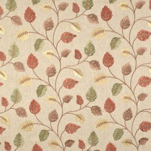 Philippa Autumn Decorator Fabric