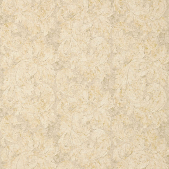 9.7 Yards Pietra Damask Fabric in Sandstone, Upholstery, Drapery, Home Accent, Tempo,  Savvy Swatch