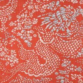 1.4 Yard Piece of Robert Allen Amapura Persimmon