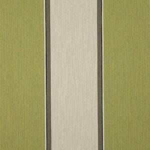 Romo Theodore Pesto Mason Grey Citron Wide Stripe Decorator Fabric Golding, Upholstery, Drapery, Home Accent, Golding,  Savvy Swatch