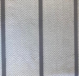 Roslindale Woven Stripe Decorator Fabric in Charcoal by TFA, Upholstery, Drapery, Home Accent, Textile Fabric Associates,  Savvy Swatch