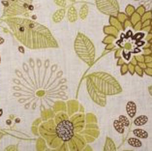 Ruthie Spring Decorator Fabric in Cream by Richloom, Upholstery, Drapery, Home Accent, Richloom,  Savvy Swatch
