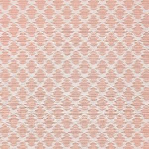 4.3 Yards of Samarinda Ikat Blush Fabric