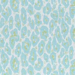 5 Yards Shambala Aqua Indoor/Outdoor Fabric