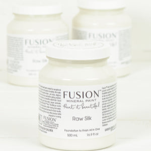 Raw Silk - Fusion Mineral Paint, Paint, Fusion Mineral Paint,  Savvy Swatch