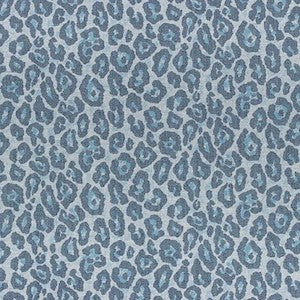 4.9 Yards Shambala Indigo Indoor/Outdoor Fabric, Upholstery, Drapery, Home Accent, Tempo,  Savvy Swatch