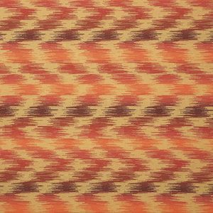 2.6 Yard Piece of Sunbrella 44215-0000 Pulse Sunset Indoor/Outdoor Fabric