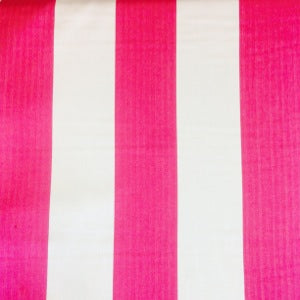 Golding Southport Raspberry Wide Stripe Decorator Fabric, Upholstery, Drapery, Home Accent, Golding,  Savvy Swatch