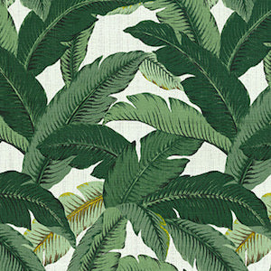 Tommy Bahama Home Fabric Swaying Palms Aloe 800670