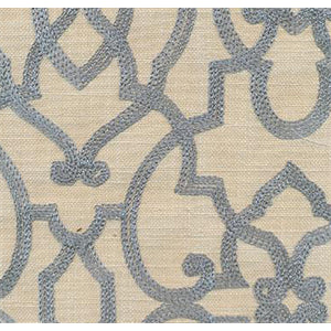 Tangled Web Cerulean Fabric, Upholstery, Drapery, Home Accent, TFA,  Savvy Swatch