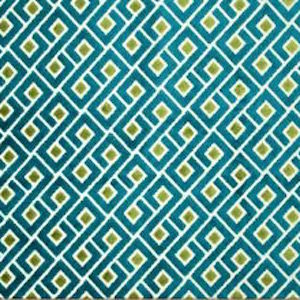 Richloom Tether Teal Decorator Fabric, Upholstery, Drapery, Home Accent, TNT,  Savvy Swatch