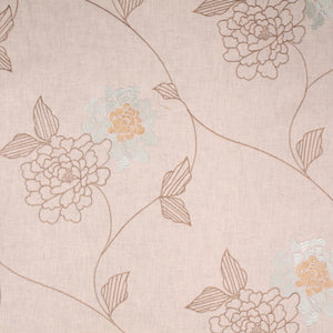 Uma Oasis Embroidered Fabric by Richloom