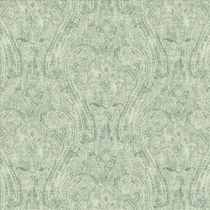 Valide Robin's Egg Monarch Paisley Fabric, Upholstery, Drapery, Home Accent, Savvy Swatch,  Savvy Swatch
