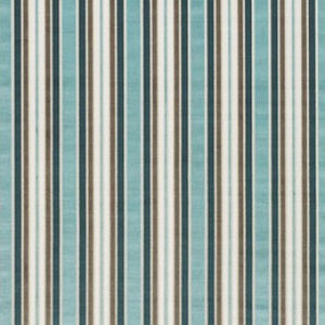 Voluta Stripe NCF3852-04 Nina Campbell Decorator Fabric by Osborne & Little 2.5yd Remnant, Upholstery, Drapery, Home Accent, Outdoor, Osborne & Little,  Savvy Swatch