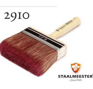 Staalmeester Wall Brush #14 - Fusion Mineral Paint, Paint, Fusion Mineral Paint,  Savvy Swatch