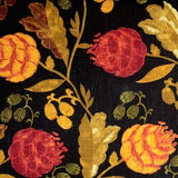 Wendell Raven Decorator Fabric by Richloom