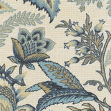 Wicklow Indigo Decorator Fabric by Richloom, Upholstery, Drapery, Home Accent, Richloom,  Savvy Swatch