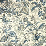 Wicklow Indigo Decorator Fabric by Richloom