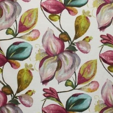 Edinburgh Weavers Forelli Rich Linen Carole Fabrics Berry, Wild Fruits, Razzle Dazzle Home Decorator Fabric, Upholstery, Drapery, Home Accent, Carole Fabric,  Savvy Swatch