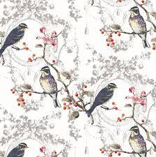 Edinburgh Weavers Wonderland Rich Linen Pure Splendor Opal Birdland Calico Corners Decoarator Fabric, Drapery, Home Accent, Light Upholstery, Edinburgh Weavers,  Savvy Swatch