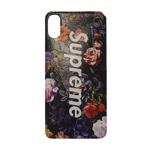 Capa iPhone X - Supreme